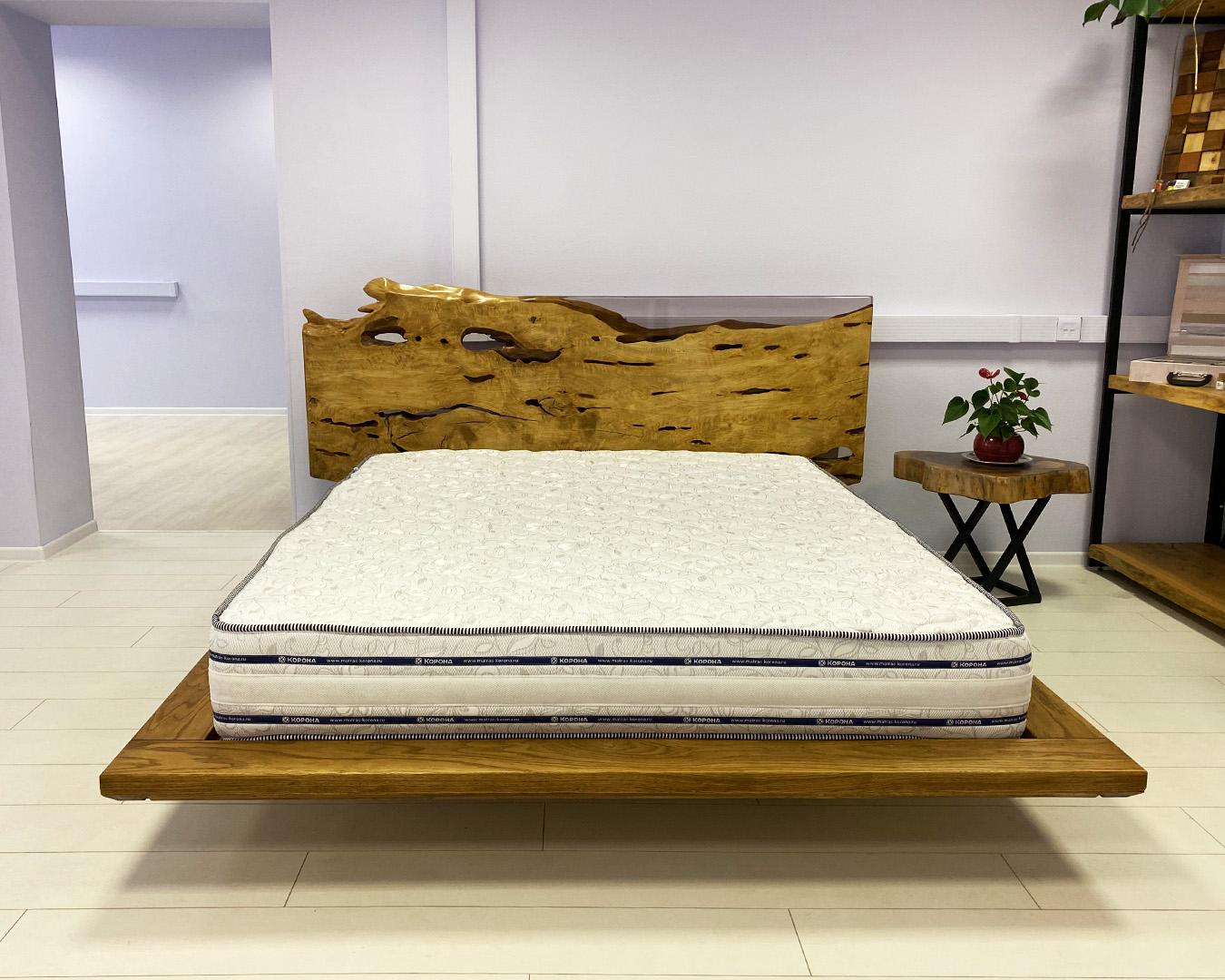 Парящая кровать БЕРГЕН