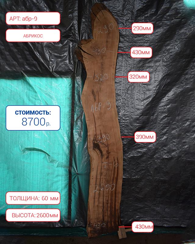 Слэб (аб-09, АБРИКОС)